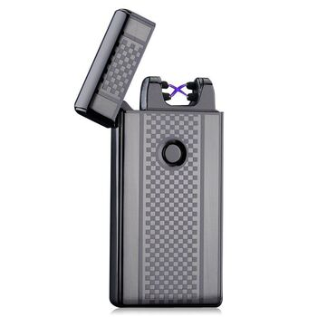 Rechargeable Dual Arc Electric Lighter