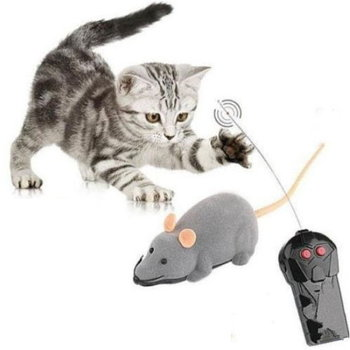 Remote Control Mouse for Pet