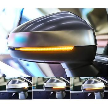 Side Mirror LED Turn Indicator