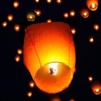Sky Lanterns (10-pack)