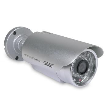 Sumas Media Wired Surveillance Bullet Camera