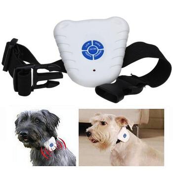 Ultrasonic Anti-Barking Pet Training Collar