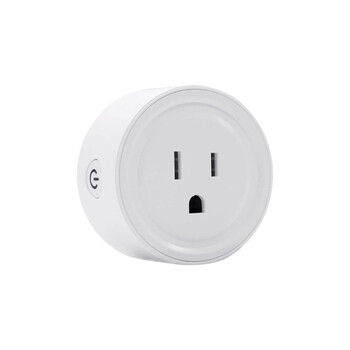 WiFi Smart Plug (supports Google Home/Alexa)