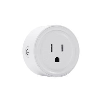 WiFi Smart Plug (supports Google Home/Alexa)