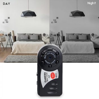 Wireless Mini Nightvision Camera