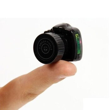 Worlds Smallest Digital/Video Camera