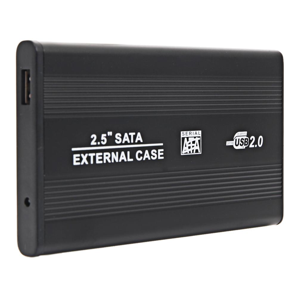 Image 1 Of 3 25 USB 20 External SATA HDD Enclosure