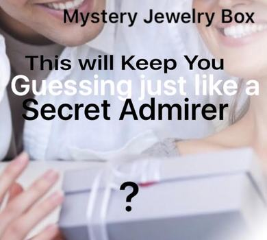 Mystery Designer Jewelry Gift Box Retail Value $50-$100