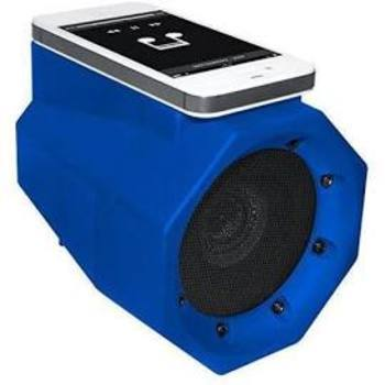 Thumbs Up Touch Speaker Boombox Blue