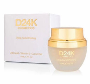 D24K by D'or 24K 24K Deep Facial Peel  Retail $145