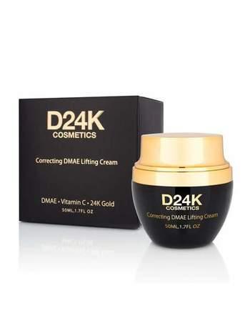D24K by D'or 24K 24K DMAE Lifting Cream Retail $299