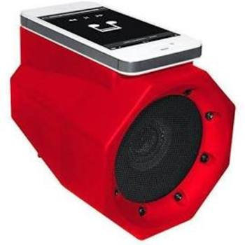 Thumbs Up Touch Speaker Boombox Red