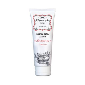 Beyond The Soap Essential Facial Cleanser Strawberry Retail $59.95
