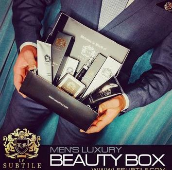 LE SUBTILE Collection Luxury Box - 5 Full Size Products Retail $675