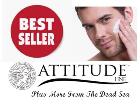 ATTITUDE DEAD SEA MEN SKIN CARE BUEATY PRODUCTS PLUS MORE RETAIL VALUE  $150 TO $250