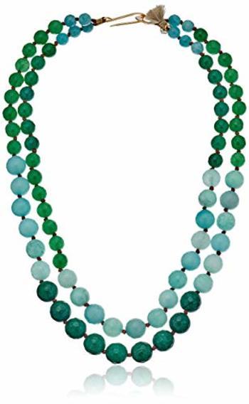Bracelets Lonna and Lilly semi-precious stones Collar of Length 48.26cm $106
