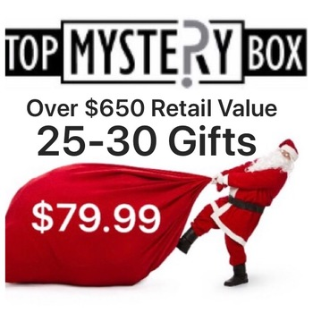 Christmas gift jewelry and stocking stuffer 25-30 Gifts Retail Value $670