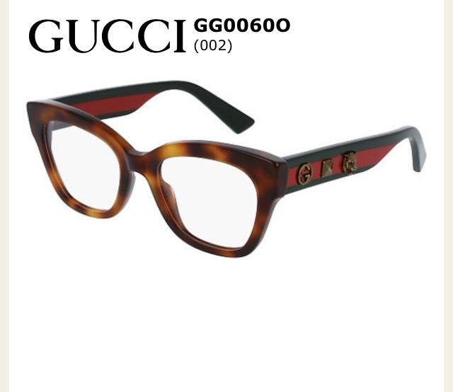 a87141ea2d2 Image 1 of 4. Gucci Eyewear collections 2017. GG0060O 002 Retail  607