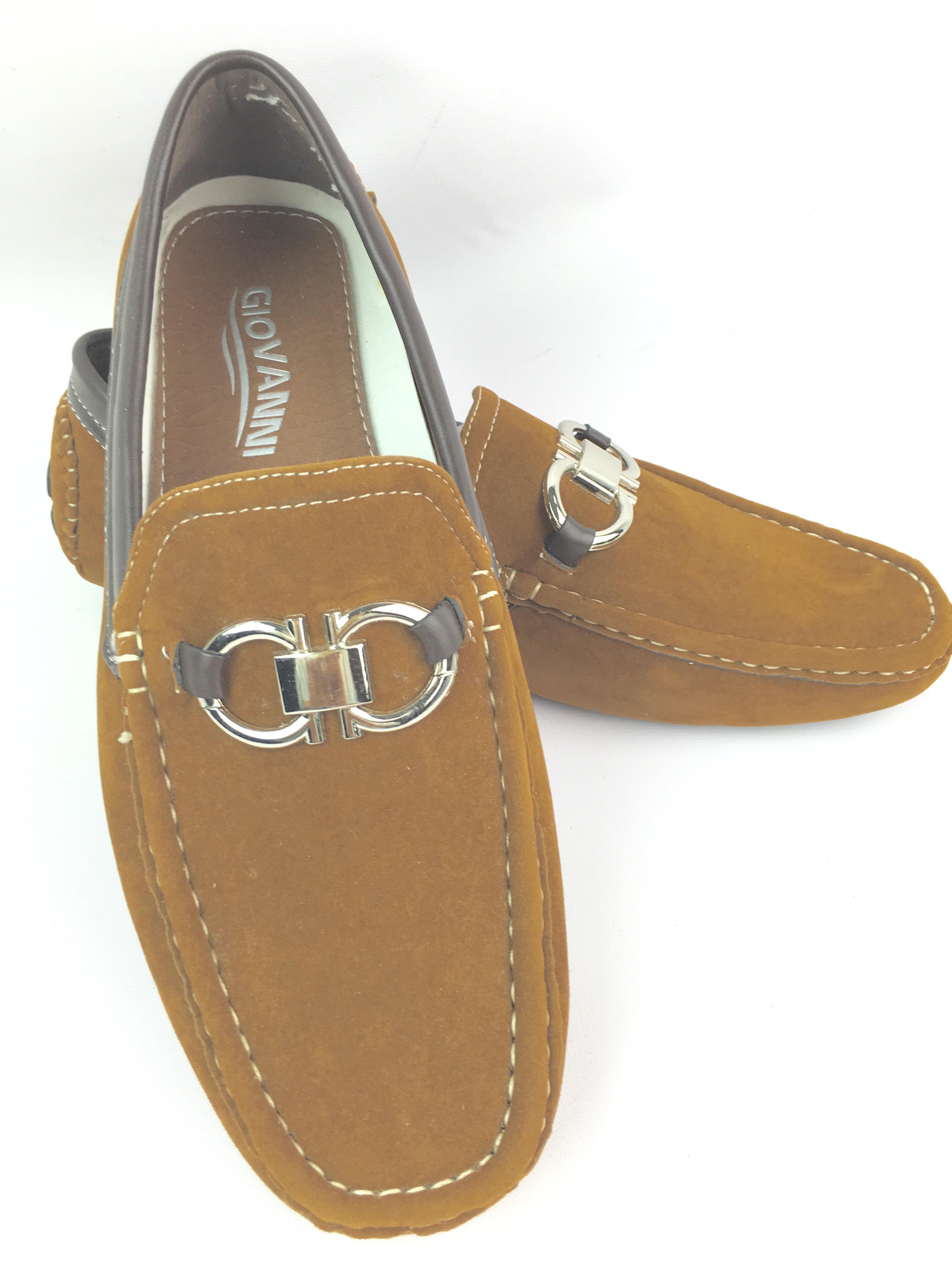 bcf2af1844c Giovanni Men s Loafers Dress Shoes