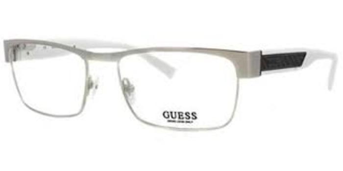 Guess GU 1739 SI Eyeglasses Frames 54mm - 58