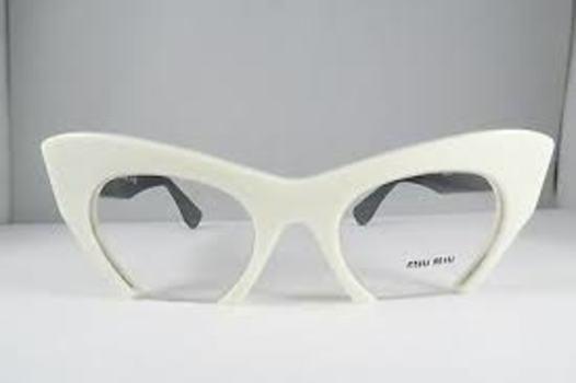 Miu Miu VMU 04M 7S3-1O1 Frames Eyeglasses 49mm - 68