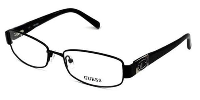 Guess GU 2367 BLK Frames Eyeglasses 55mm - 142