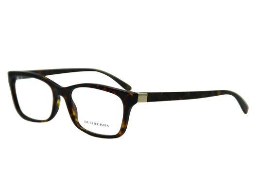 Burberry B 2220-F 3002 Frames Eyeglasses 54mm - 35