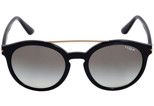Vogue Sunglasses VO 5133-S W44/11 Black Round - 12