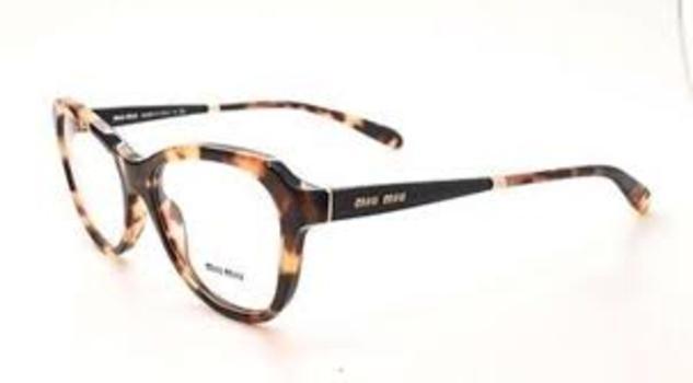 Miu Miu VMU 01N 7SO-1O1 Frames Eyeglasses 54mm - 174 | Property Room