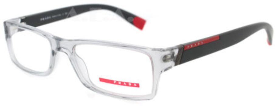 58c227e3ad7c Image 1 of 2. New Unisex PRADA (VPS 03C) Glasses ...