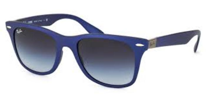 bc5f661c415 Image 1 of 2. Ray Ban Sunglasses RB 4195 6015 8G ...