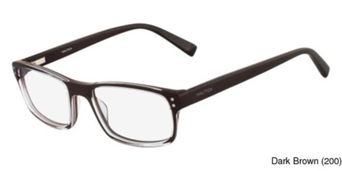 Nautica N 8105 200 Eyeglasses Frames 56mm - 13