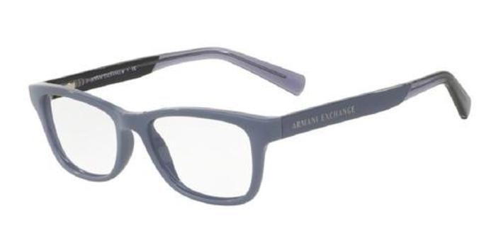 96d7aacfaae Armani Exchange AX 3030 8189 Frames Eyeglasses 52mm - 186