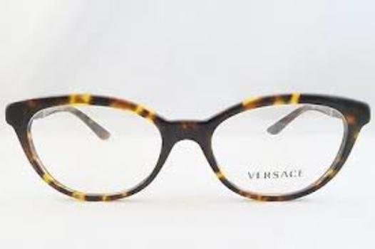 ad65a2f56c Versace Mod. 3219-Q 5148 Medusa Head Frames Eyeglasses 54mm - 13 ...