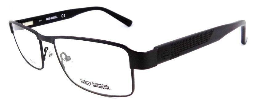 Harley Davidson HD 746 002  Eyeglasses Frames 55mm - 64