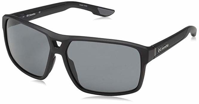 Columbia Sunglasses Black Ridge 002 Black - 124