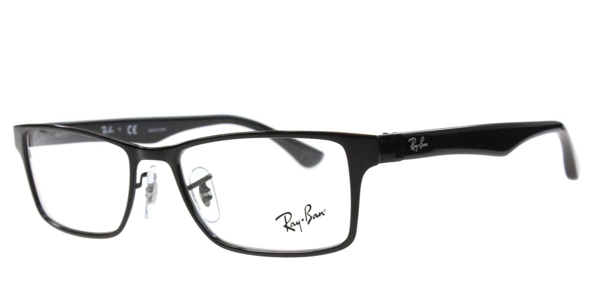 5ef175b8d1 ... ireland free shipping. ray ban rb 6238 2509 black frames d5998 59ac4 ...
