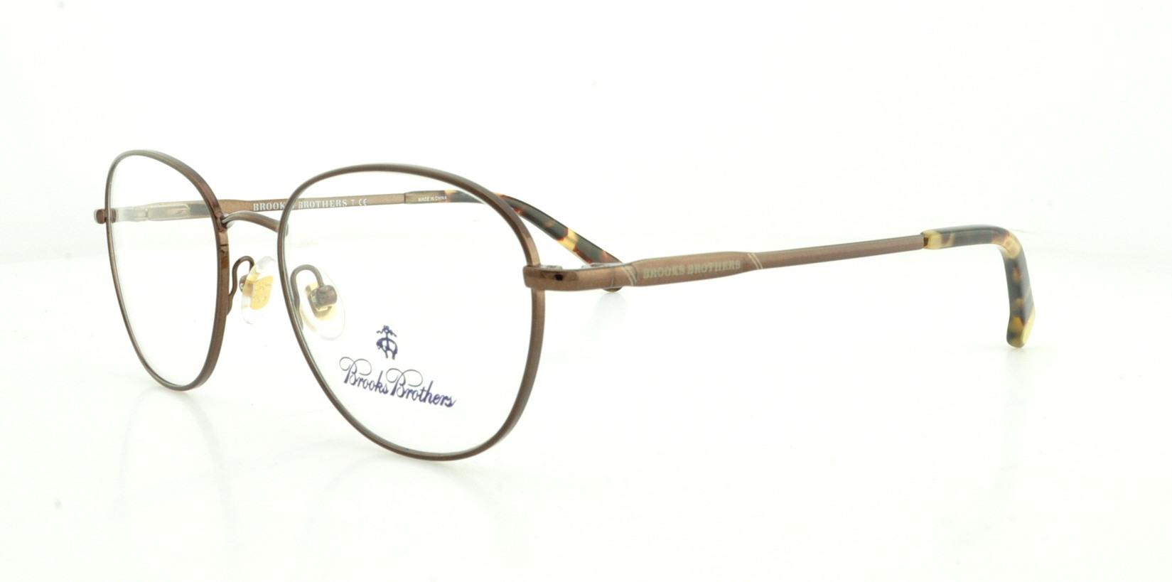 0986d2a7de Brooks Brothers BB 1026 1538 Frames Eyeglasses 50mm - 19