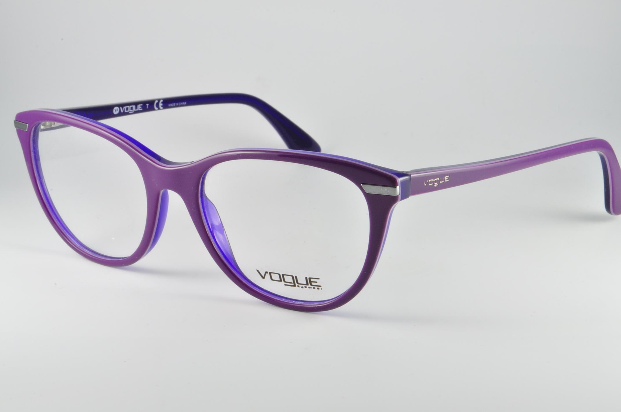 70fb63cd578 Vogue VO 2937 2277 Frames Eyeglasses 51mm - 19