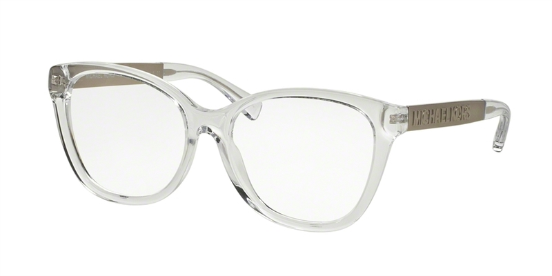 Michael Kors MK 8015 (Clementine III) 3094 Frames Eyeglasses 54mm ...