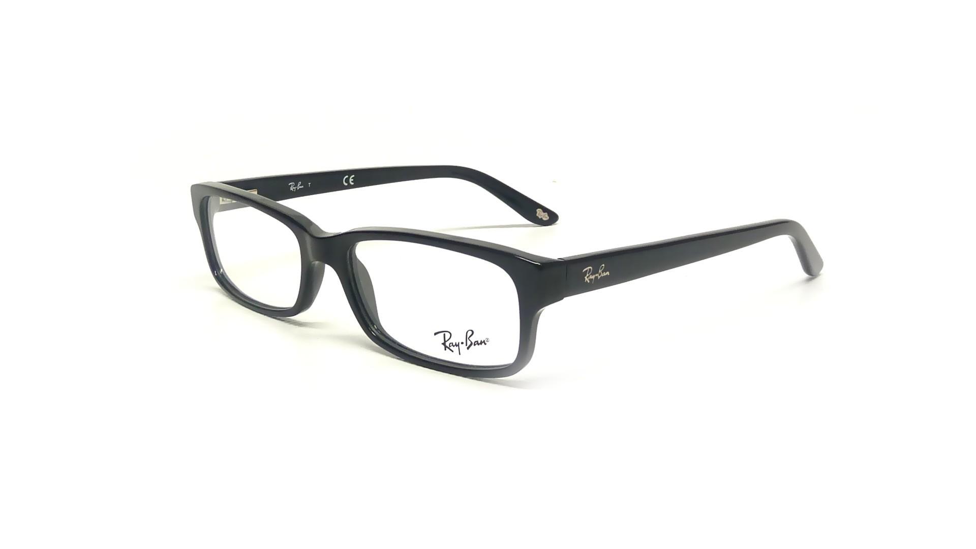 4d49f348ef2 Ray Ban RB 5187 2000 Black Frames Eyeglasses 50mm - 107