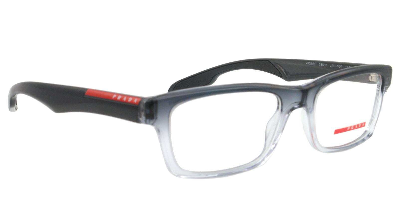 2a5b95ad6322 promo code for image 1 of 2. new unisex prada vps 07c glasses 311ac ea1ac