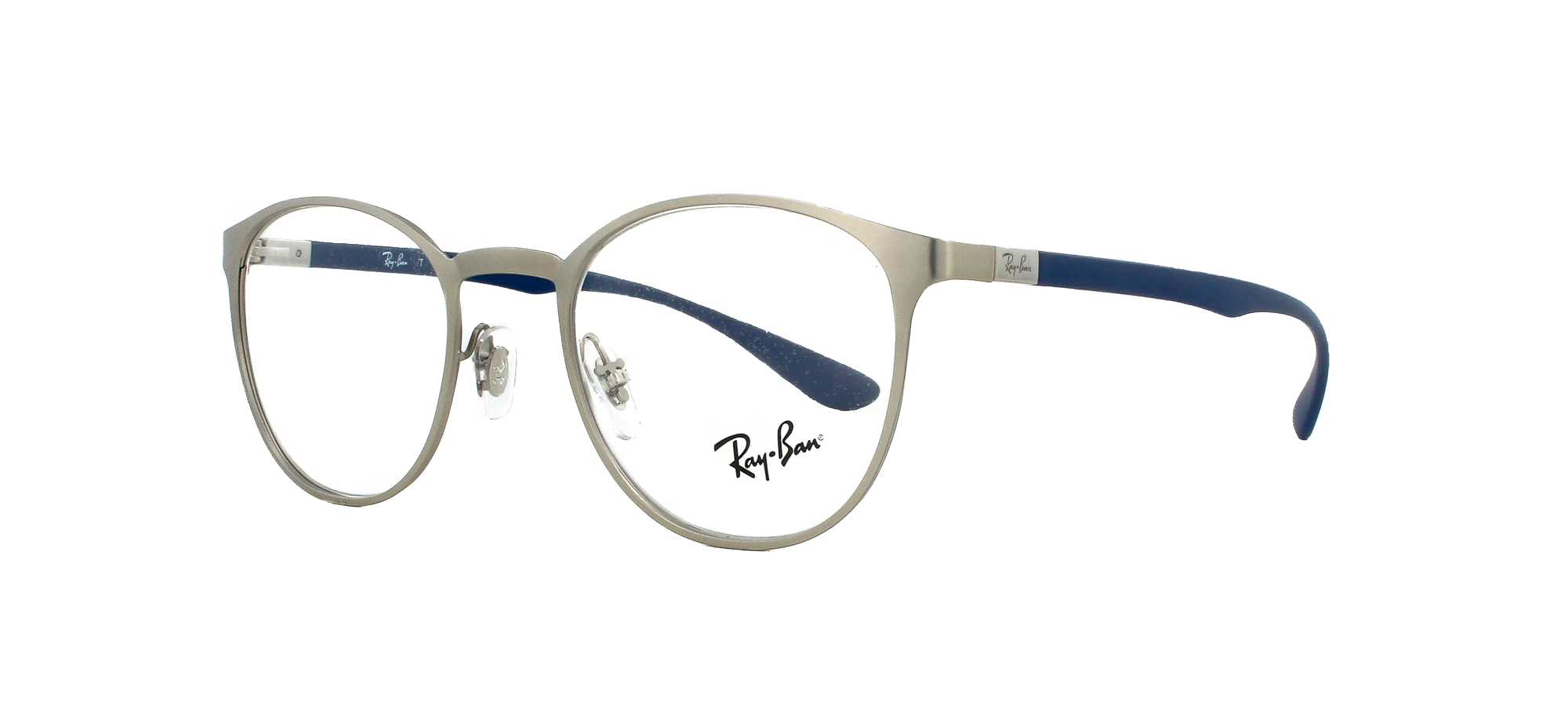 149a165ce2 Ray Ban RB 6355 2538 Frames Eyeglasses Round 47mm - 170