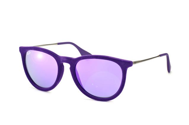 f1660b030f Image 1 of 2. Ray Ban Sunglasses RB 4171 6080 4V Purple Velvet Erika ...