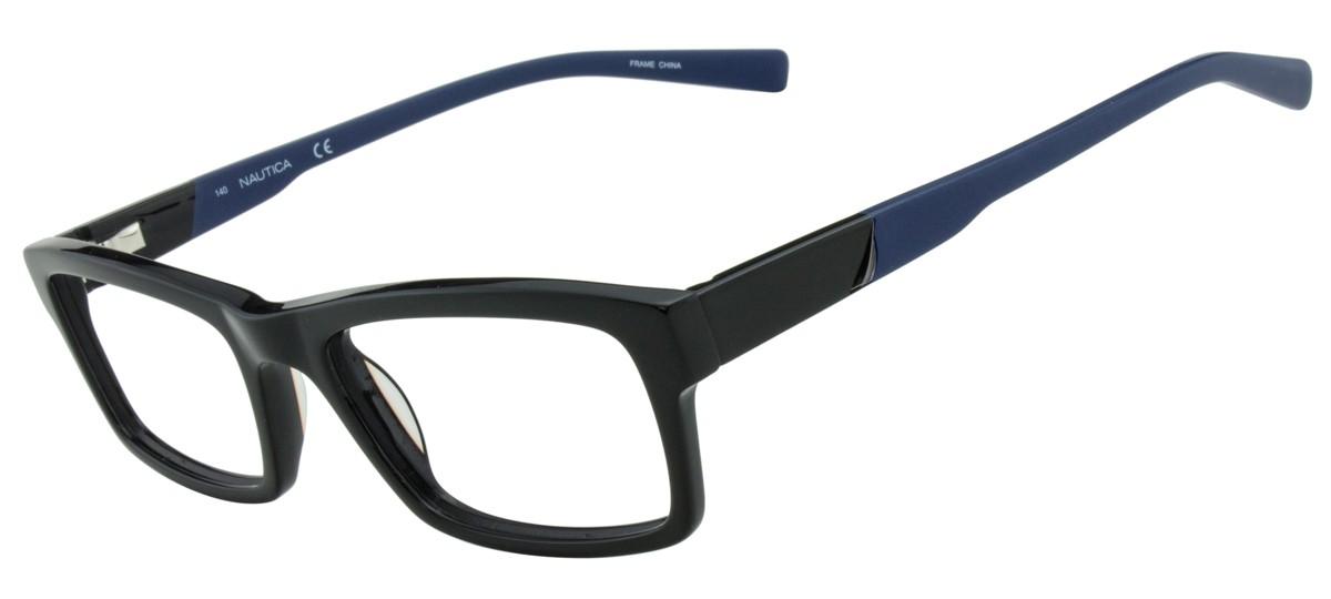 Nautica N 8113 300 Eyeglasses Frames 55mm - 22   Property Room