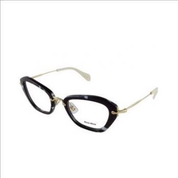 Miu Miu VMU 05N PC7-1O1 Eyeglasses Frames 50mm - 190 | Property Room