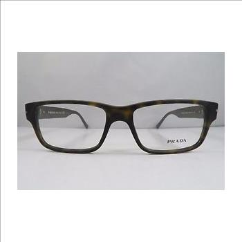 d1b7c1d670 Prada VPR 22R HAQ-1O1 Frames Eyeglasses 54mm - 160