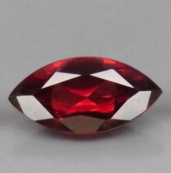 1.73 ct VVS Natural Mozambique Garnet Marquise Cut Loose Gemstone