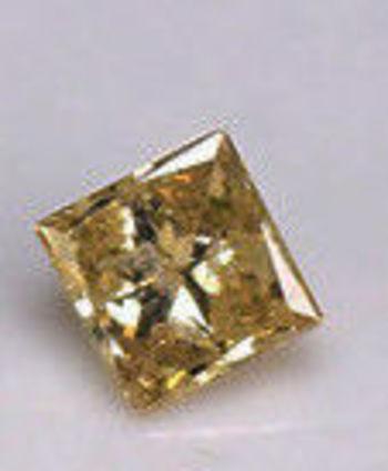 .10 ct Natural Diamond Princess Cut Loose Gemstone