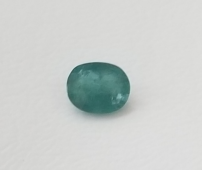 Very Rare .65 ct Natural Grandidierite Oval Cut Loose Gemstone